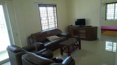 Gallery Cover Image of 1420 Sq.ft 3 BHK Apartment for rent in Thoraipakkam for 32000