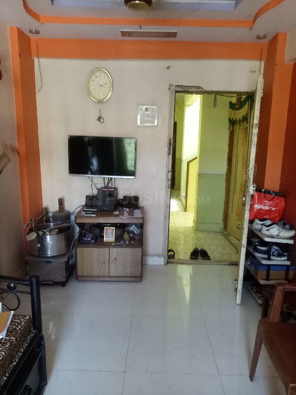 Living Room Image of 510 Sq.ft 1 BHK Apartment for buy in Kalwa for 3500000
