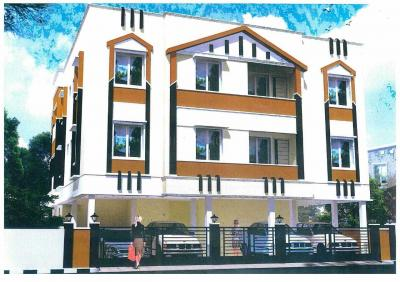 Gallery Cover Image of 815 Sq.ft 2 BHK Apartment for buy in Iyyappanthangal for 3992685