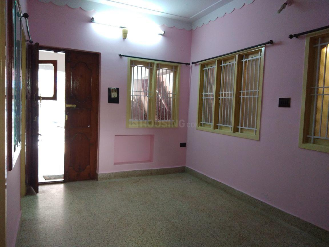 Living Room Image of 1000 Sq.ft 2 BHK Independent House for rent in New Thippasandra for 17000