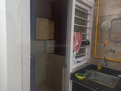 Bathroom Image of 1422 Sq.ft 3 BHK Apartment for buy in Navpad Helios, Zundal for 5600000