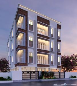 Gallery Cover Image of 1295 Sq.ft 3 BHK Apartment for buy in Villivakkam for 8900000