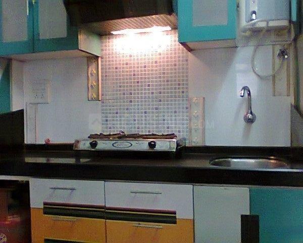 Kitchen Image of 700 Sq.ft 1 BHK Apartment for buy in Vikhroli East for 9900000