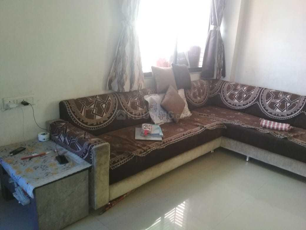 Living Room Image of 600 Sq.ft 1 BHK Apartment for buy in Gota for 2500000
