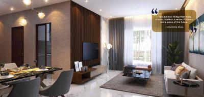 Gallery Cover Image of 1047 Sq.ft 2 BHK Apartment for buy in Elegance, Goregaon East for 17000000