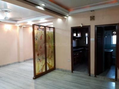 Gallery Cover Image of 1670 Sq.ft 3 BHK Apartment for rent in Emjay Green Shire, Entally for 37000