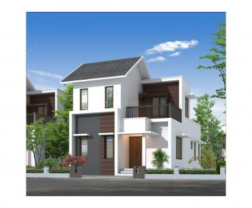 Gallery Cover Image of 1000 Sq.ft 3 BHK Villa for buy in Palazhi for 3900000