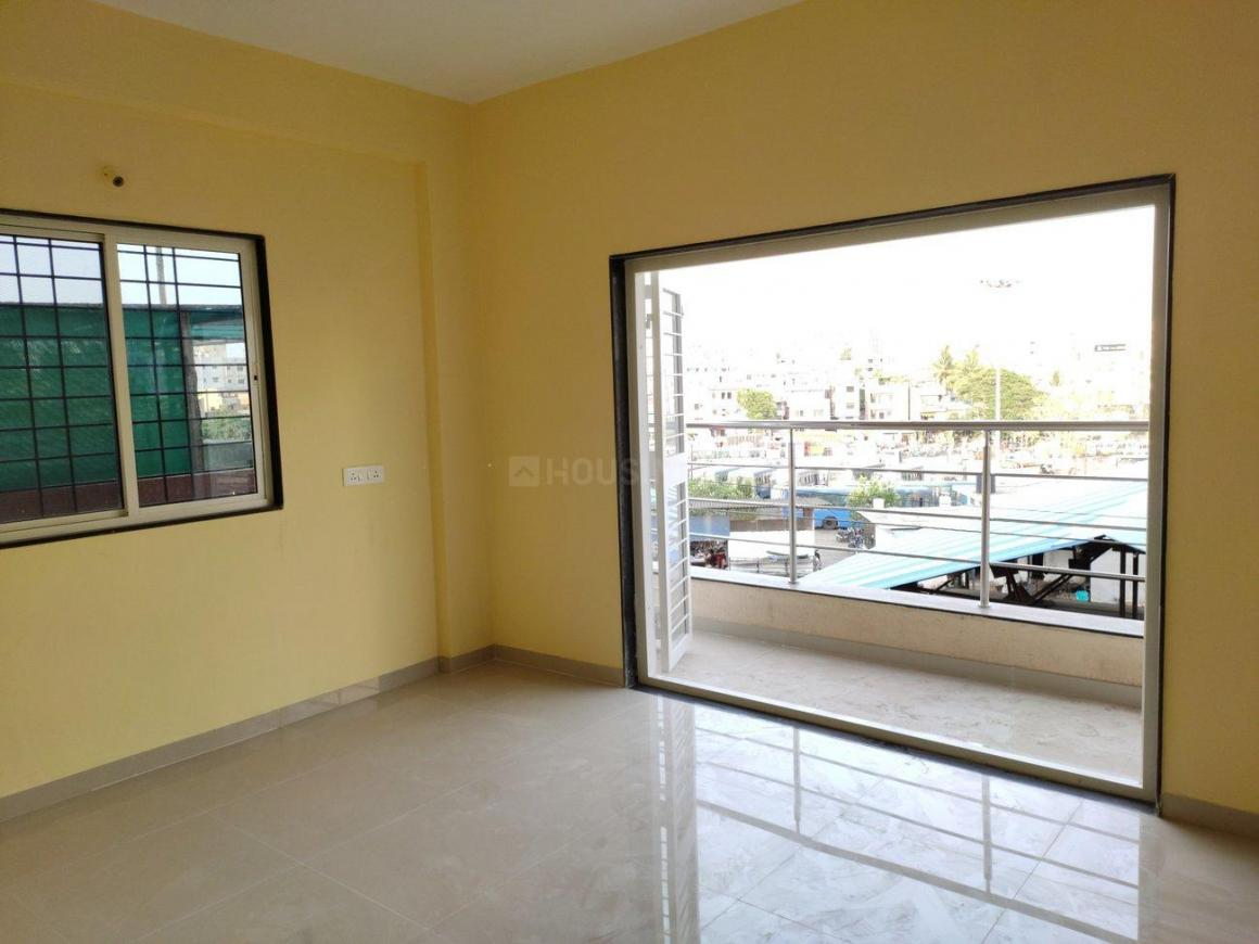Living Room Image of 480 Sq.ft 1 RK Apartment for rent in Fursungi for 6500