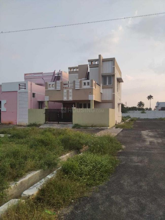 Building Image of 830 Sq.ft 2 BHK Independent House for buy in Press Colony for 4750000