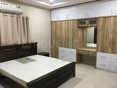 Gallery Cover Image of 2050 Sq.ft 3 BHK Apartment for rent in Jain Ravi Gayathri Heights, Hitech City for 60000