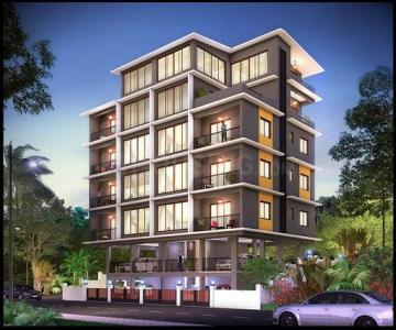 Gallery Cover Image of 1024 Sq.ft 2 BHK Apartment for buy in Alto- Betim Porvorim for 5000000