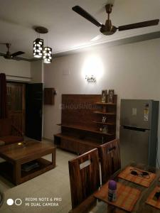 Gallery Cover Image of 615 Sq.ft 1 BHK Apartment for rent in Sector 75 for 19000