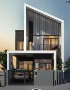 Gallery Cover Image of 2000 Sq.ft 3 BHK Independent House for buy in Madakkulam for 9500000