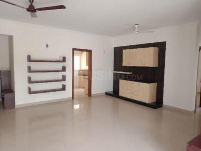 Gallery Cover Image of 1950 Sq.ft 3 BHK Apartment for rent in Jalahalli West for 25000