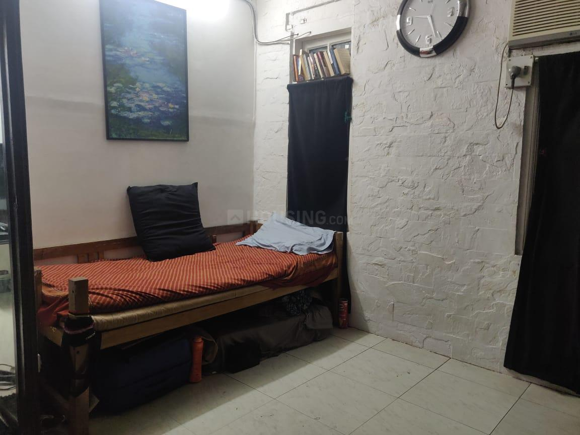 Bedroom Image of 500 Sq.ft 1 BHK Apartment for rent in Girgaon for 40000