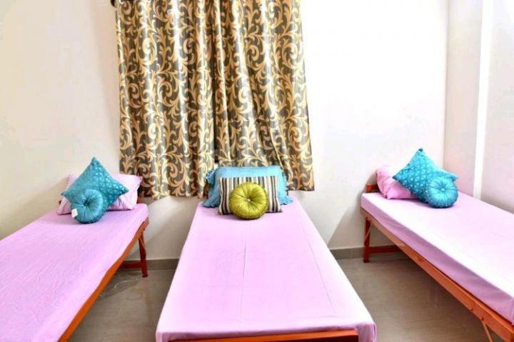 Bedroom Image of Igllos PG in New Thippasandra