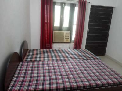 Bedroom Image of Bala Ji Homes PG in Sector 48
