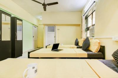 Bedroom Image of Oyo Life Mum1566 Mulund West in Mulund West
