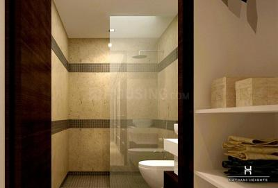 नथनी हाइट्स, कमठीपुरा  में 67000000  खरीदें  के लिए 1350 Sq.ft 3 BHK अपार्टमेंट के बाथरूम  की तस्वीर