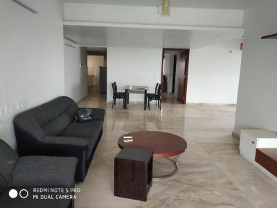 Gallery Cover Image of 2728 Sq.ft 3 BHK Apartment for rent in Aratt The Aeris Residences, Indira Nagar for 130000
