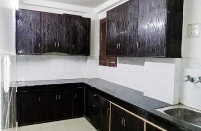 Kitchen Image of Dharmender .nest Wz-184 D,flat No-204 in Palam