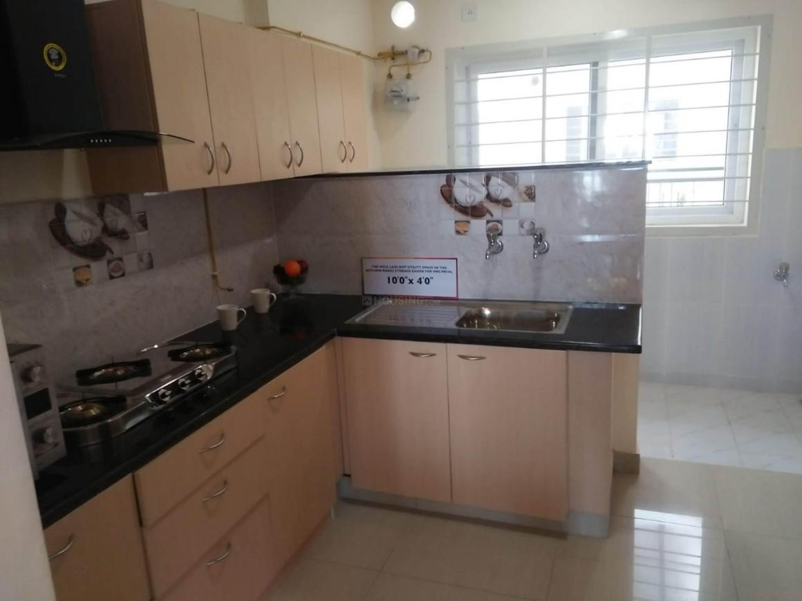 Kitchen Image of 1050 Sq.ft 2 BHK Independent Floor for buy in Guduvancheri for 4300000