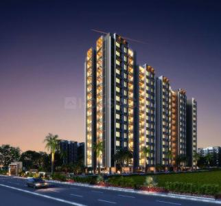 Gallery Cover Image of 1305 Sq.ft 3 BHK Apartment for buy in Nexrise Joy, Maninagar for 7177500