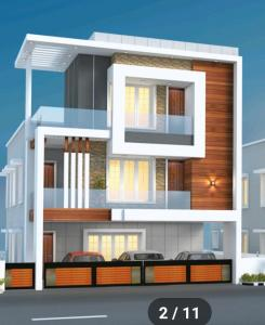 Gallery Cover Image of 3527 Sq.ft 4 BHK Villa for buy in Injambakkam for 36000000