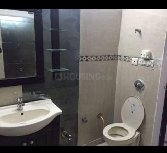 Bathroom Image of Maa Vaishno PG in Baljit Nagar