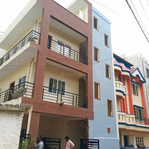 Gallery Cover Image of 700 Sq.ft 1 BHK Independent Floor for rent in HSR Layout for 15000