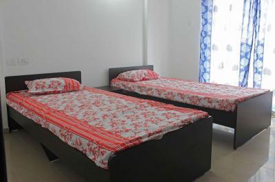 Bedroom Image of B1 403 Kolte Patil Cheryl in Kharadi