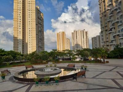 Gallery Cover Image of 1697 Sq.ft 3 BHK Apartment for rent in Merlin Elita Garden Vista, New Town for 20000