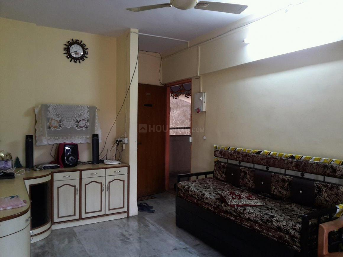 Bedroom Image of 437 Sq.ft 1 RK Apartment for buy in Kalwa for 3900000