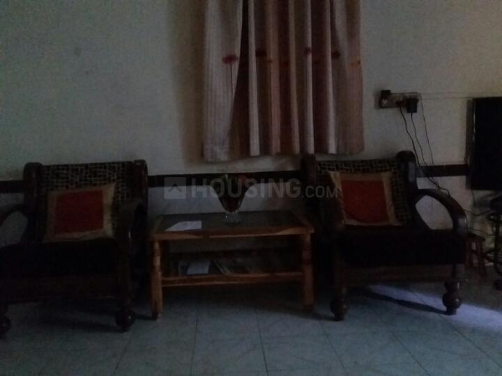 Living Room Image of 1200 Sq.ft 3 BHK Independent Floor for rent in Thane West for 5000