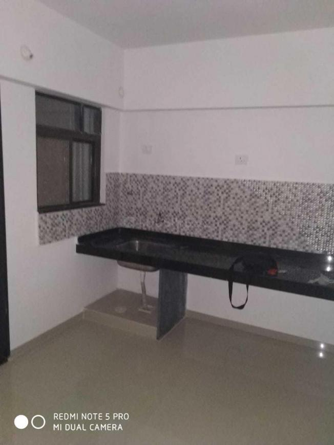 Kitchen Image of 589 Sq.ft 1 BHK Apartment for buy in Wagholi for 2450000