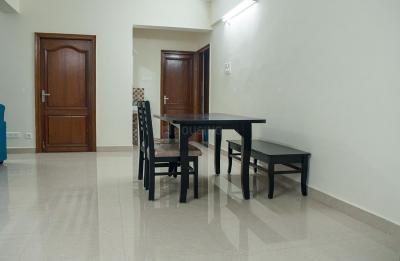 Dining Room Image of Katam Flat No 401 in Banjara Hills