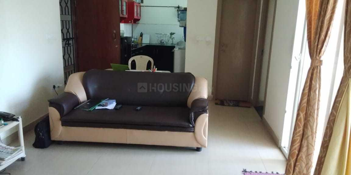 Living Room Image of 1150 Sq.ft 3 BHK Apartment for rent in Oragadam for 14950