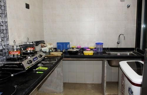 Kitchen Image of Manoj`s Nest Khargar in Kharghar