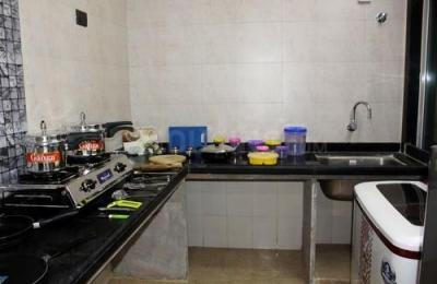 Kitchen Image of Manoj`s Nest Khargar in Kharghar