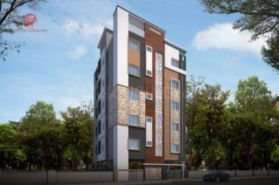 Gallery Cover Image of 1600 Sq.ft 3 BHK Apartment for buy in Sumeru Elite, Banashankari for 11500000