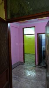 Gallery Cover Image of 400 Sq.ft 1 BHK Independent Floor for rent in New Ashok Nagar for 7500
