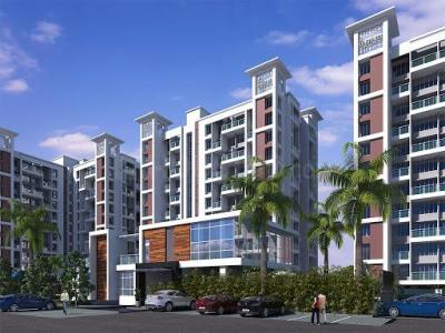 Gallery Cover Image of 950 Sq.ft 2 BHK Apartment for buy in Shiv Zen World, Hadapsar for 4900000