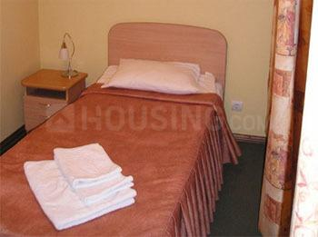 Bedroom Image of Vidya Mansion PG in Ballabhgarh