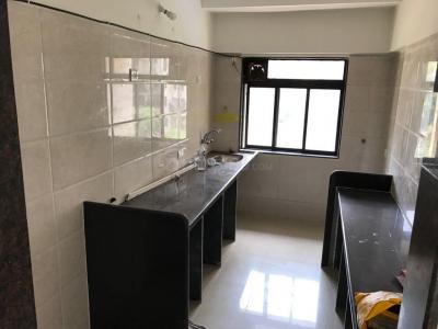 Gallery Cover Image of 1091 Sq.ft 3 BHK Apartment for buy in Kashish Om Heights, Kalyan West for 7400000