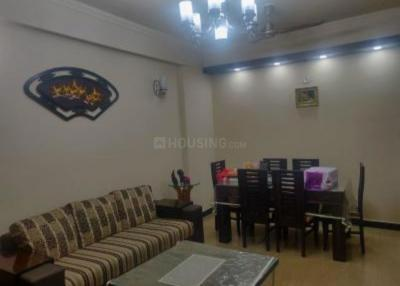 Gallery Cover Image of 1190 Sq.ft 2 BHK Apartment for rent in Vaibhav Khand for 24000