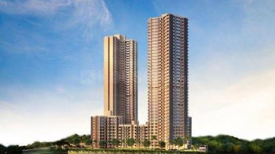Gallery Cover Image of 651 Sq.ft 1 BHK Apartment for buy in CCI Rivali Park Wintergreen, Borivali East for 11800000