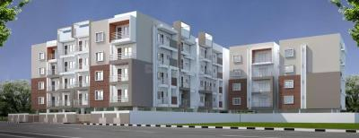 Gallery Cover Image of 1105 Sq.ft 2 BHK Apartment for buy in  Sai Krupa, Akshayanagar for 4972500