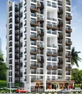 Gallery Cover Image of 1050 Sq.ft 2 BHK Apartment for buy in Platinum SM Plaza, Taloja for 5500000