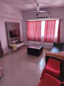 Gallery Cover Image of 760 Sq.ft 1 BHK Apartment for rent in Godrej Vrindavan, Chandkheda for 16000