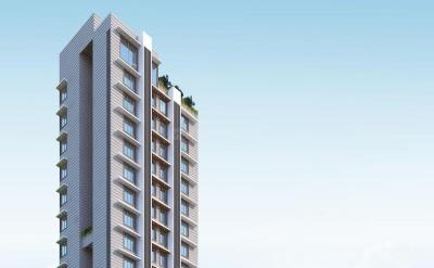 Gallery Cover Image of 472 Sq.ft 1 BHK Apartment for buy in Romell Rhythm, Malad West for 9500000